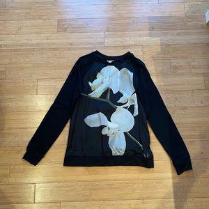 Altuzurra x Target Size Black Flower Sweater
